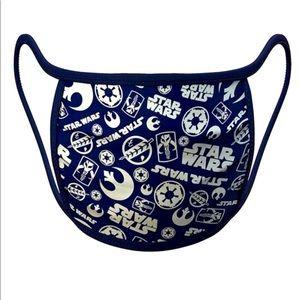 Disney Parks Star Wars Cloth Face Mask